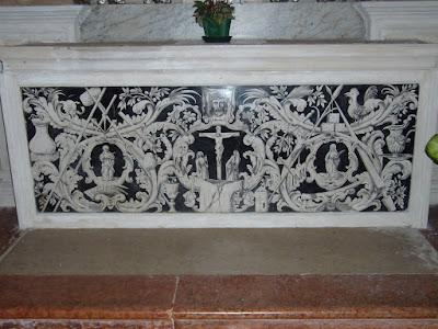 Passione nella chiesa di San Francesco Rovigo