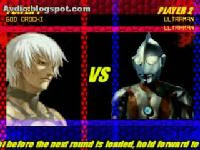 Ultraman vs KOF