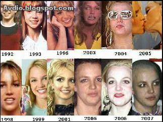 小甜甜布�妮的進化史 Britney