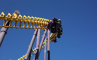 Batwing - Six Flags America - Flying Coasters