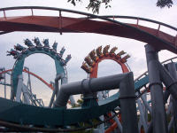 Dueling Dragons - Islands of Adventure - Reviews