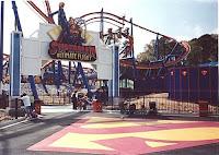 Superman: Ultimate Flight - Roller Coaster
