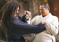 Forbidden Kingdom - Jackie Chan vs Jet Li