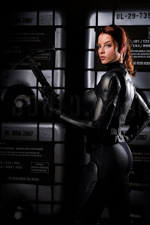 Scarlett O'Hara (Rache Nichols) - GI JOE Movie