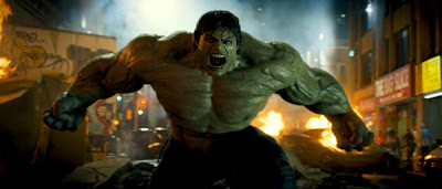 Incredible Hulk Smash!