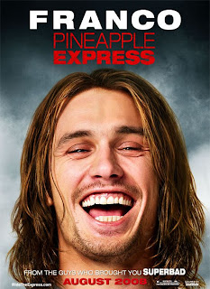 James Franco in Pineapple Express