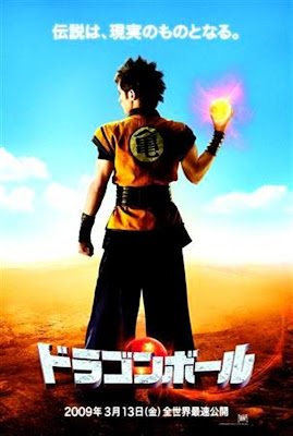 Dragonball Movie Poster