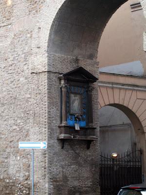 Shrine in the Borgo