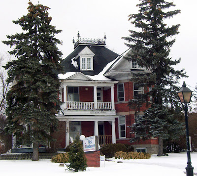 One of the oldest grand houses in town