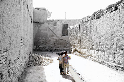 Best Buds Forever - Kabul - July 2007