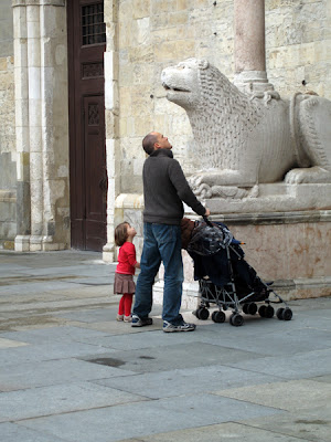Feeding the Cathedral Beasts