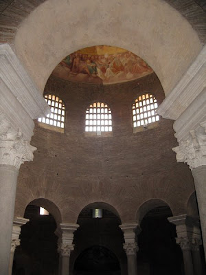 Arches at Santa Constanza