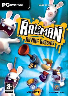 free RAYMAN 4- RAVING RABBIDS game download