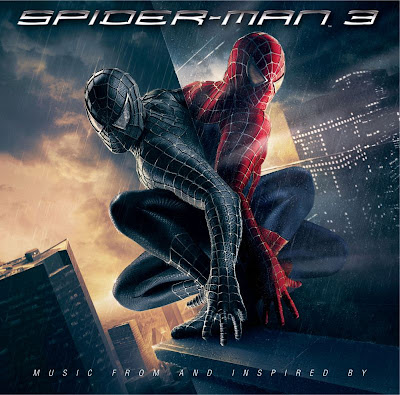 cover Spiderman 3 OST