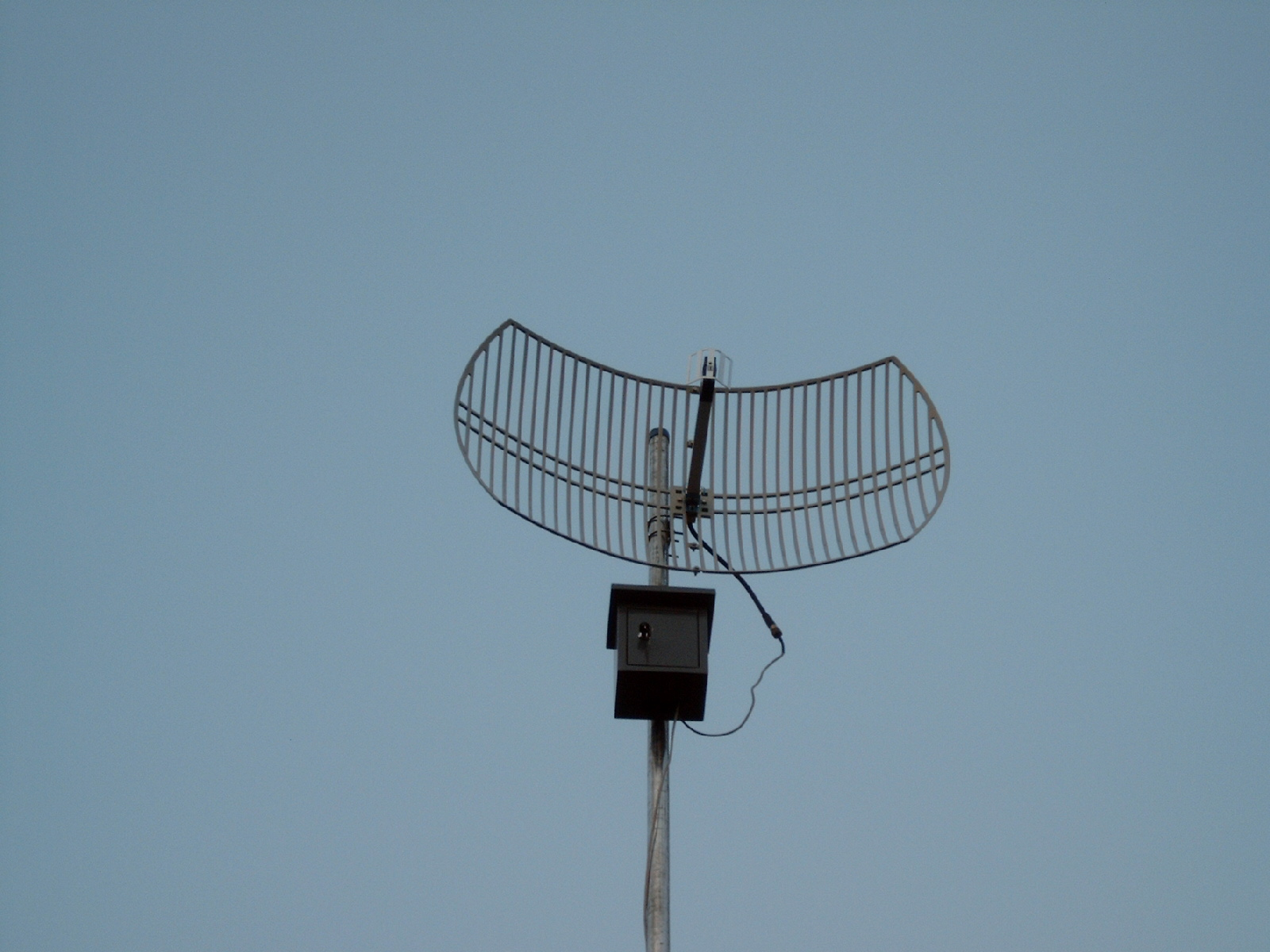 Antena siap