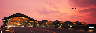 KLIA Kuala Lumpur International Airport Malaysia