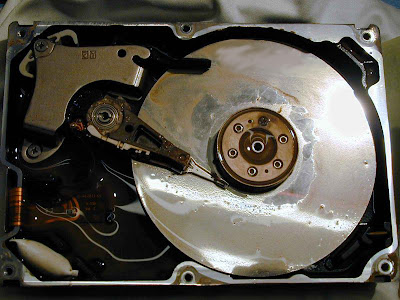 Is this the end of road for Hard Disk Drive ?