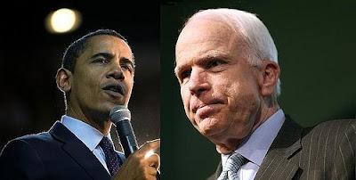 Obama & McCain