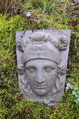 Faces In The Garden