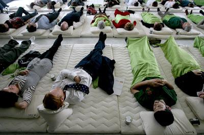 Sleeping Concert