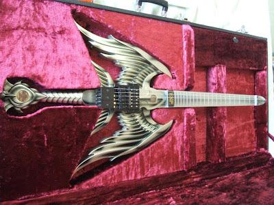 Angel Sword Guitar