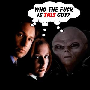 Mulder, Scully, & Xeno don't care