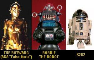 Movie robots