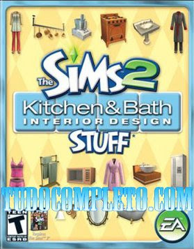 The Sims 2: Kitchen & Bath Interior Design Stuff download