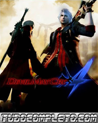 Devil May Cry 4 (PC) ISO Download