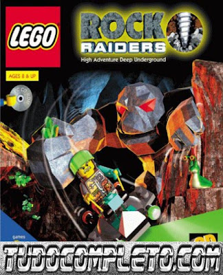 LEGO Rock Raiders (PC) Download Completo