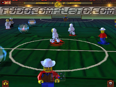 LEGO Football Mania (PC) Completo - Download