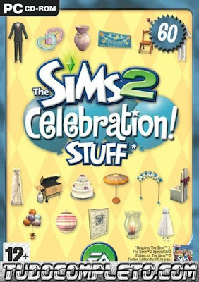 The Sims 2: Celebration Stuff (PC-Expansão) Download Completo