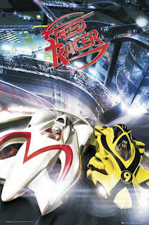 Speed Racer vs Racer X