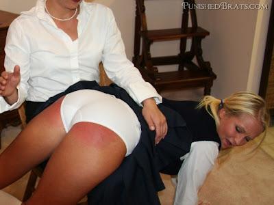 spanking galleries