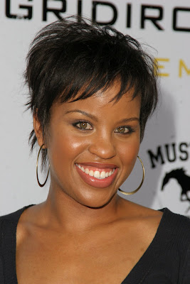 2010 Short hairstyles for African Americans 2010