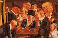 Franz Borghese, Partita a dadi, 1984
