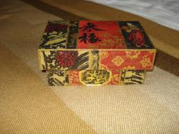 Caja Estilo Oriental Individual