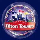 Alton Towers Theme Park - UK