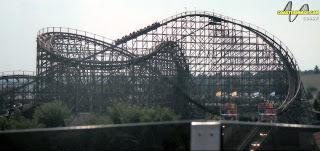 Wild Cat Roller Coaster - Hersheypark