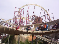 Avalanche - Bobsled Coaster - Kings Dominion