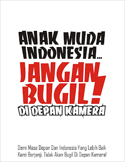 Stop Bugil