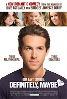 Definitely, Maybe - Poster