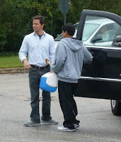 The Happening Mark Wahlberg