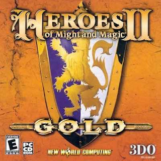 free HEROES OF MIGHT AND MAGIC II GOLD game download