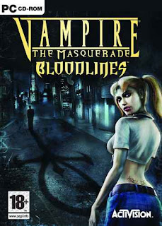 free VAMPIRE THE MASQUERADE : BLOODLINES game download