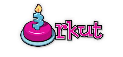 Orkut celebrating three years