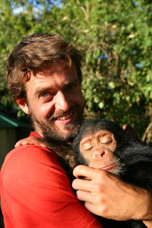 Chimpanzee Orphanage in Zambia