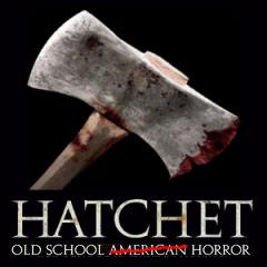 Hatchet – Old school horror