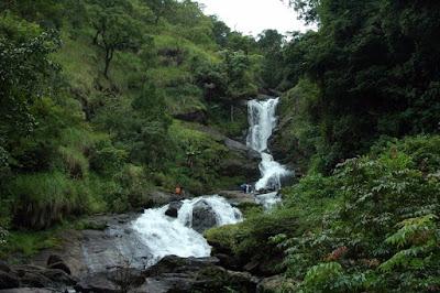 Irpu falls (or Iruppu falls) is situated at outskirts of Brahmagiri mountain range of Kodagu district.