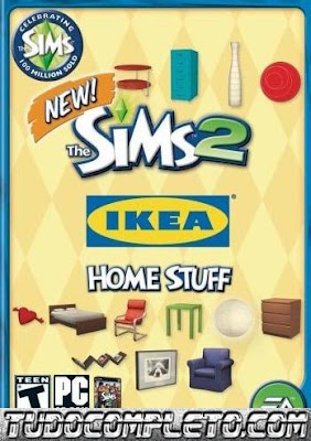 The Sims 2: IKEA Home Stuff (PC) Download